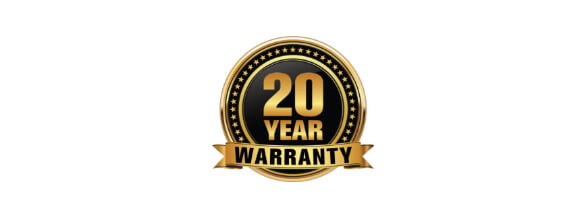 Custom Rooflights: 20 Year Warranty With Every Product